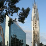 MODERN CATHEDRALS OF CALIFORNIA