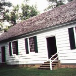 OLDEST QUAKER MEETING HOUSES IN AMERICA