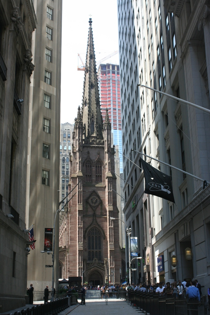 HISTORIC EPISCOPAL CHURCHES OF NEW YORK