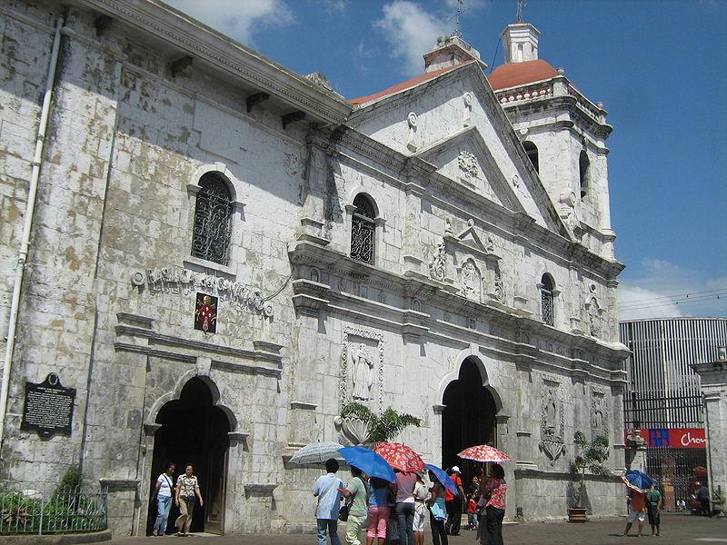 basilica of santo nino the complete pilgrim religious travel sites