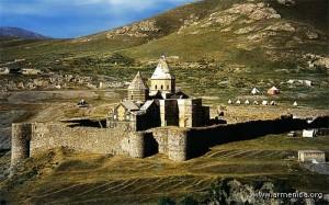 Monastery of St. Thaddeus (wikipeda.com)