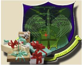 NORAD Santa Logo (wikipedia.com)