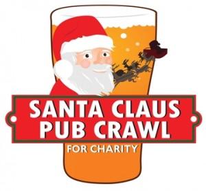 Santa Claus Pub Crawl Logo (thesantaclauspubcrawl.com)