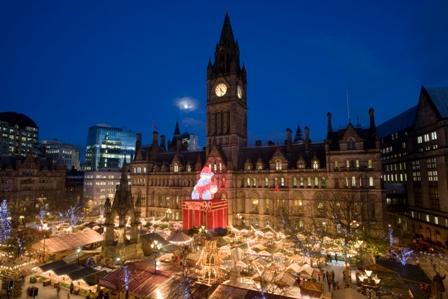 manchester market gqcentralcouk - Birmingham Christmas Market