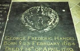 Handel Gravesite (gfhandel.com)