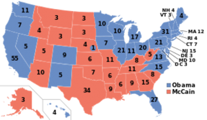 2012 Presidential Election Results (Wikipedia.com)