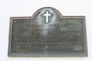 Christ Church John Wesley Memorial