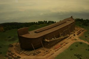 Creation Museum Noah's Ark Exhibit