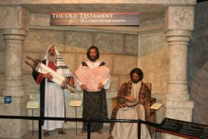 Creation Museum Prophet Exhibit