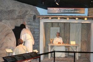 Creation Museum Apostle Exhibit
