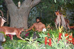 Creation Museum Adam and Eve Exhibit