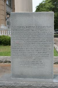 First Baptist Church of Augusta Southern Baptist Convention Memorial