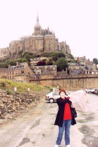 Village of Mont Saint Michel