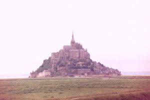 View of Mont Saint Michel
