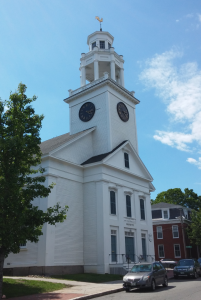 Old South First Presbyterian Church of Newburyport