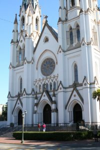 Cathedral of Saint John the Baptist in Savannah