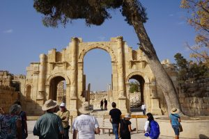 Abraham Tour at the Gateway to Jerash