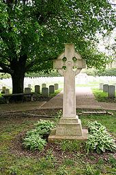 Gravesite of Theodore Guerin (wikipedia.com)