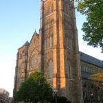 HISTORIC CHURCHES OF BOSTON