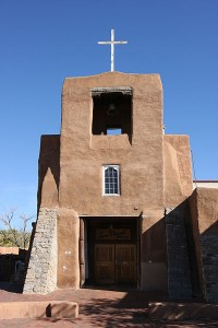 San Miguel Mission (photo from Wikipedia.com)