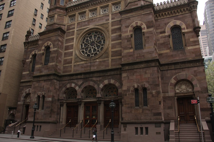 HISTORIC SYNAGOGUES OF NEW YORK - The Complete Pilgrim
