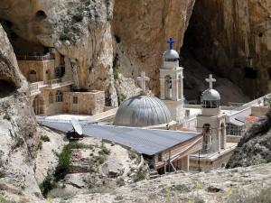 Monastery of Thecla, Ma'loula, Syria