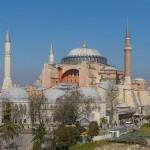 HAGIA SOFIA OF ISTANBUL