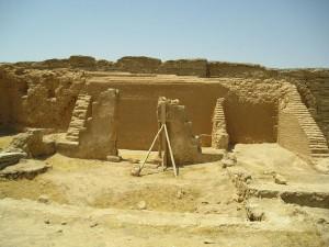 Archaeological Site, Dura Europas, Syria