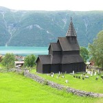 STAVE CHURCH OF URNES