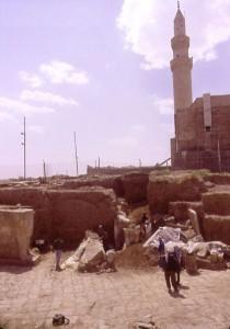 Shrine of Jonah, Mosul, Iraq (photo source unknown)