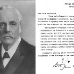 BRITISH LIBRARY & THE BALFOUR DECLARATION