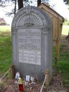 Gravesite of Father Raphael (findagrave.com)