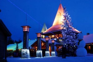 Santa Claus Village (wikipedia.com)