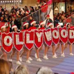 HOLLYWOOD SANTA PARADE