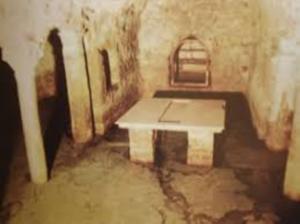 Crypt of the Holy Family (eda-egypt.org.uk)
