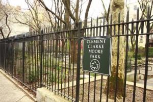 Clement C. Moore Park (wikipedia.com)