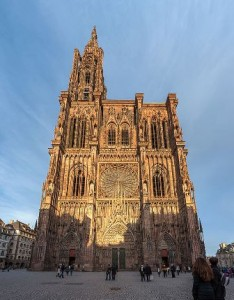 Strasbourg Cathedral (wikipedia.com)