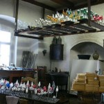 HISTORIC WORKSHOPS WHERE CHRISTMAS DECORATIONS ARE MADE