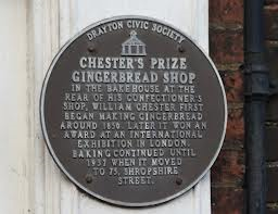 Gingerbread Shop (www.deeatthecarlton.blogspot)