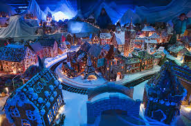 Gingerbread City (flickr)