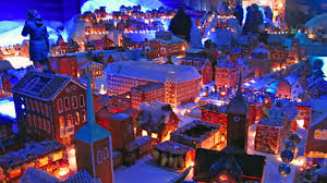 Gingerbread City (visitbergen.no)