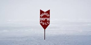 North Pole Marker (huffingtonpost.com)