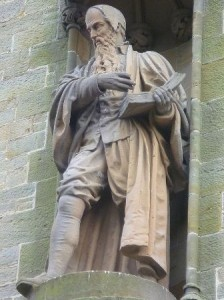 John Knox Memorial, Haddington (wikipedia.com)