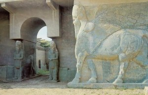 Ruins of Nimrud (wikipedia.com)