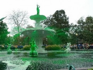 St. Patrick's Day Savannah (gosoutheast.com)