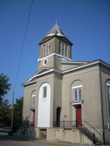 First African Baptist Church (wikipedia.com)