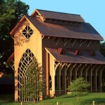 AMERICA'S BEST CHAPELS IN NATURE