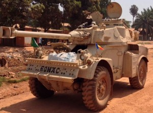 Chadian Military Vehicle on Patrol (wikipedia.com)