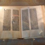 WHERE TO SEE A GUTENBERG BIBLE