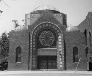WS1929-^Temple Israel, newest-Stockton,CA [1966]